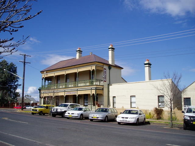 Motels In Wellington Nsw